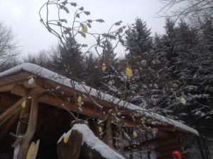 Velikonoce na sněhu