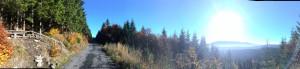 Pohled na Panoramata