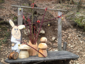 Velikonoce na Lesním baru
