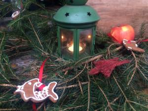 Vánoce na Lesním baru