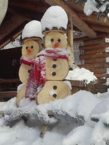 Sněhuláci novinka zima 2016